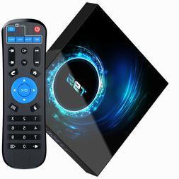 2021 NEW T95 Android 10.0 TV Box 2GB+16GB Quad Core HD Media