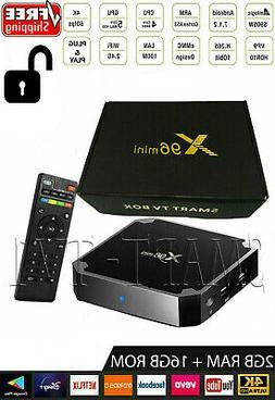 Android X96 Mini TV Box 9.0 Amlogic S905W KD 19.0 WiFi 2GB 1