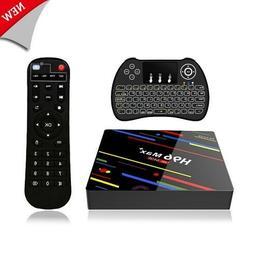 H96  MAX Plus Smart TV BOX Android 9.0 4K WiFi Ultra HD Medi