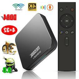 MECOOL KM9 Pro 4GB+32GB Voice Android 9.0 TV BOX S905X2 Quad