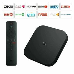 Xiaomi Mi Box S Streaming Media Player Home 4K HDR Android T